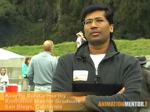 Animation Mentor Student Experience