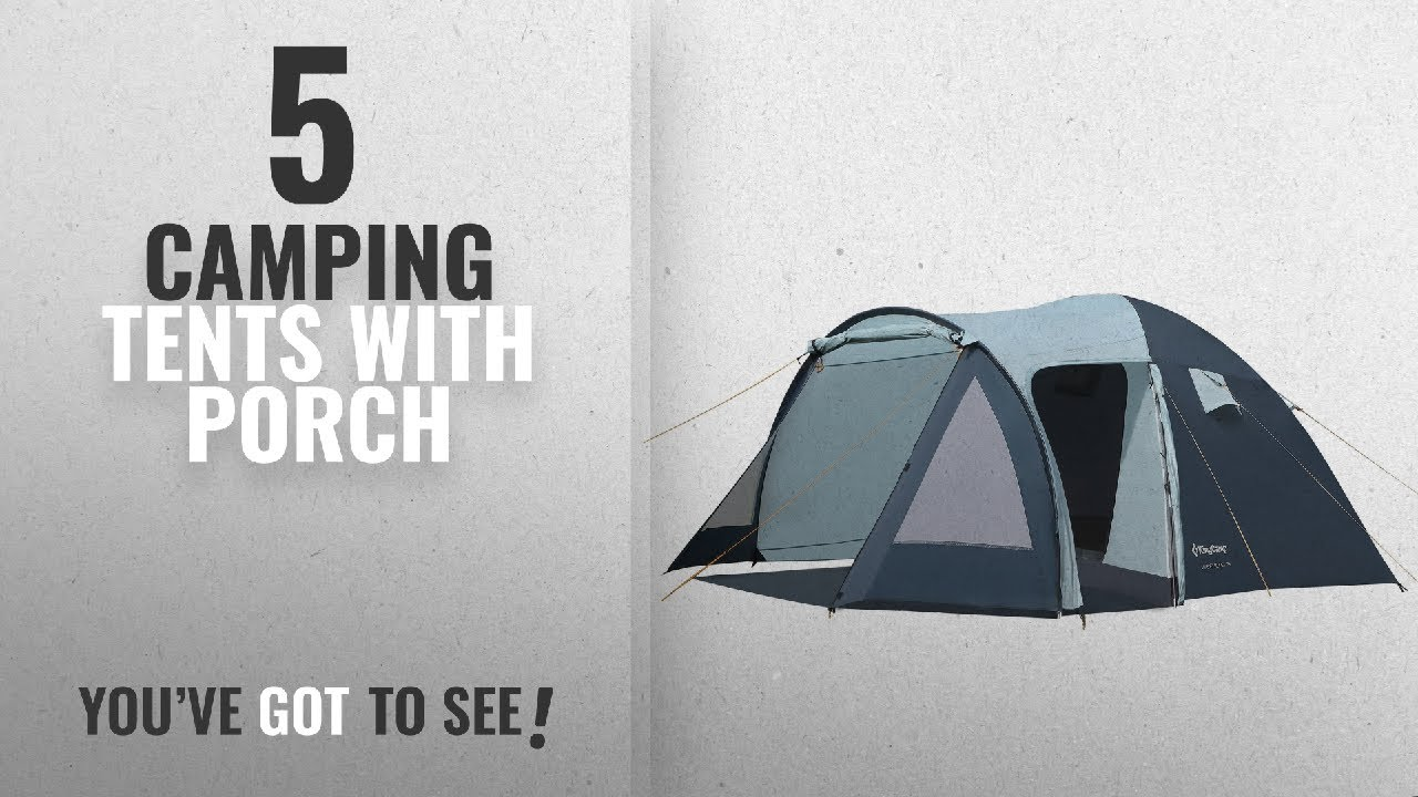 130ec39969 Top 10 Camping Tents With Porch [2018]: KingCamp Camping Tent 3 ...