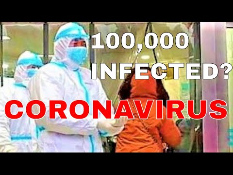 Nurse Claims 100,000 Chinese Infected With Deadly Coronavirus