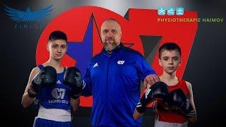 Документальный фильм о чемпионате Нижней Саксонии по боксу | Команда самбо07
