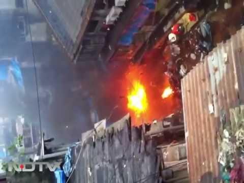 Watch first seconds of Zaveri Bazaar blast
