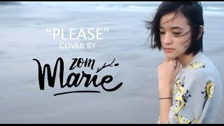 Please - Atom【Cover by zommarie】