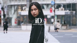 "URBAN RESEARCH iD ""The C""  vol.3 ローレン・サイ"