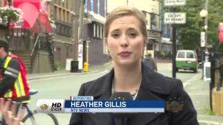 NTV Evening News - George Street surveillance petition