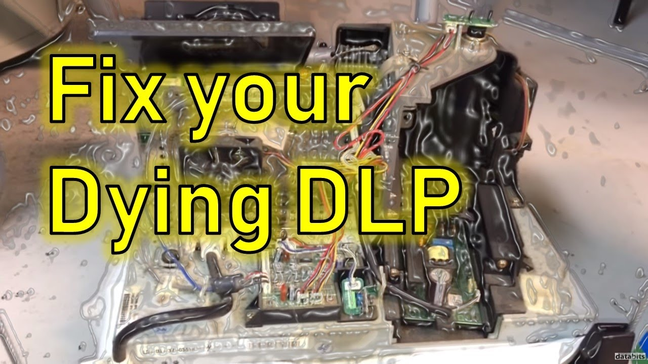 Fix Your Dying Dlp Tv With A Vacuum Hose Youtube Power Schematic