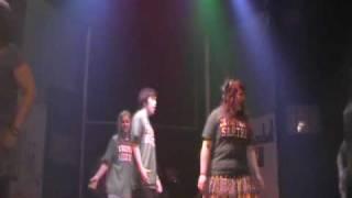 Andrean high school production of Godspell. Prologue part II