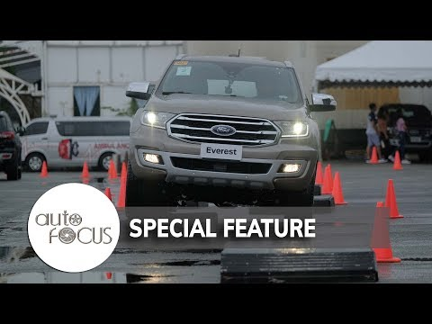 2019 Ford Everest Now Available in the Philippines | Special Feature