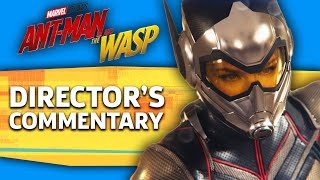 Everything We Learned From Ant-Man And The Wasp's Special Features