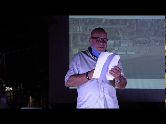 Intervento di Fabrizio Marcozzi, evento del 13-09-2020 a San Benedetto del Tronto