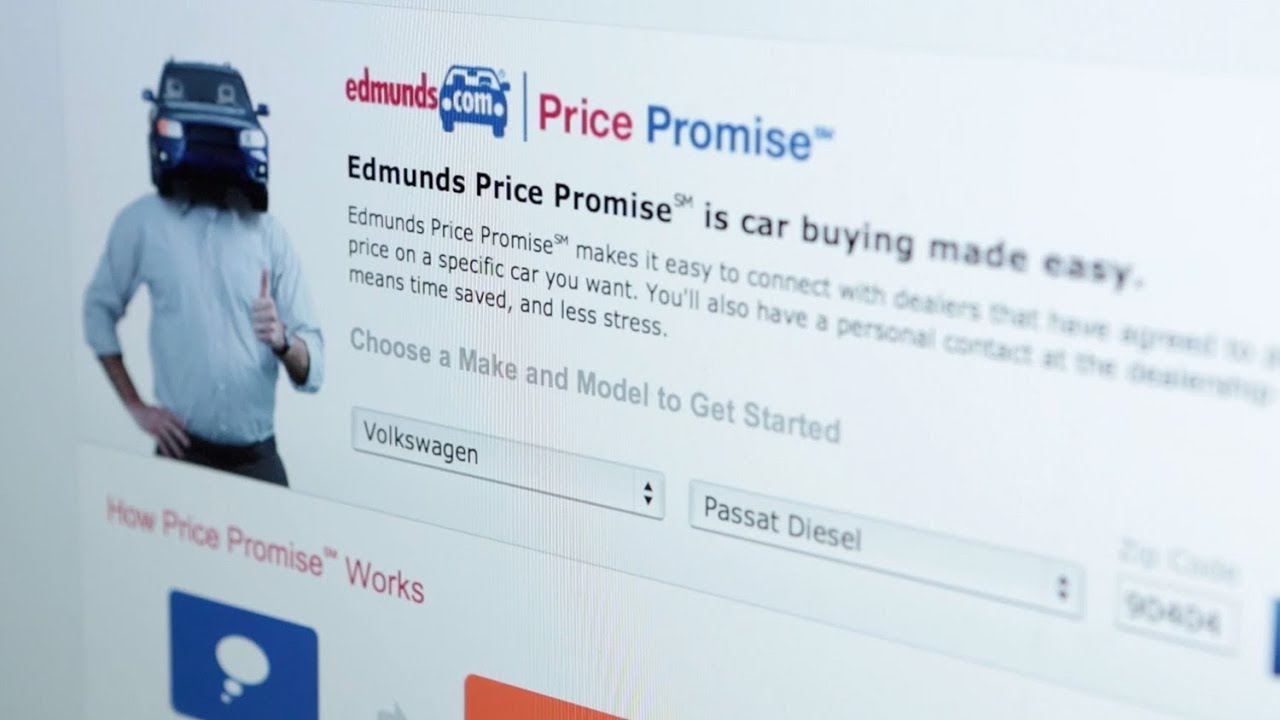 Price Promise How It Works YouTube - Edmunds invoice price