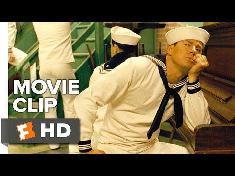 Hail, Caesar! Movie CLIP - No Dames (2016) - Channing Tatum, George Clooney Movie HD