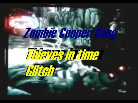 Zombie Cooper Gang (glitch) Sly Cooper: Thieves in Time.