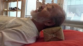 176.  벼계 목침의 비밀,50,60,견.디스크 목뼈 근육의 상반된 긴장해소..