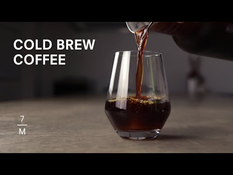 How To Make Cold Brew Coffee (that Doesn't Suck)