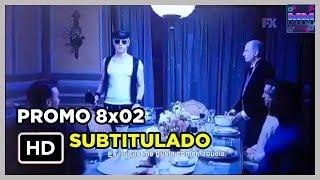 American Horror Story Apocalypse    8x02 Promo (Latinoamerica) Subtitulado -  