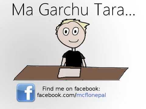 Ma Garchu Tara by Mc Flo 2012 Nepali song Prod  Right Beat Radio   YouTubevia torchbrowser com