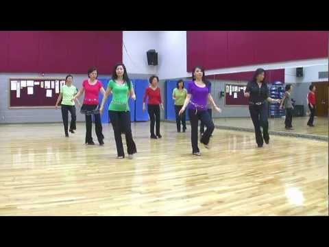 Outta Control - Line Dance (Dance & Teach in English & 中文)
