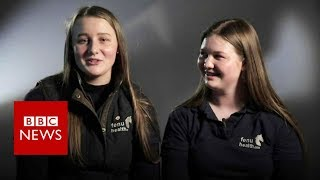 Meet the teenage entrepreneurs making millions - BBC News
