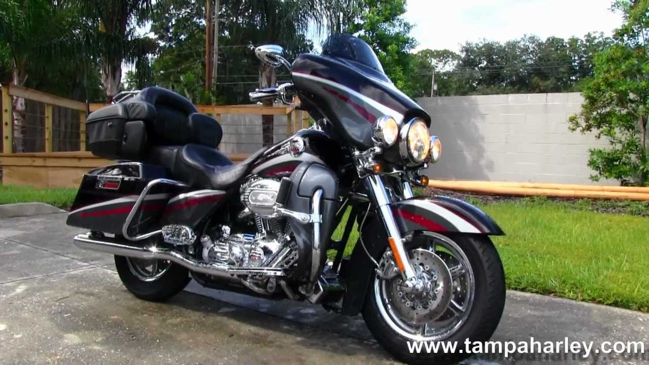 Used 2006 Harley-Davidson Screaming Eagle Ultra Clic Electra ...