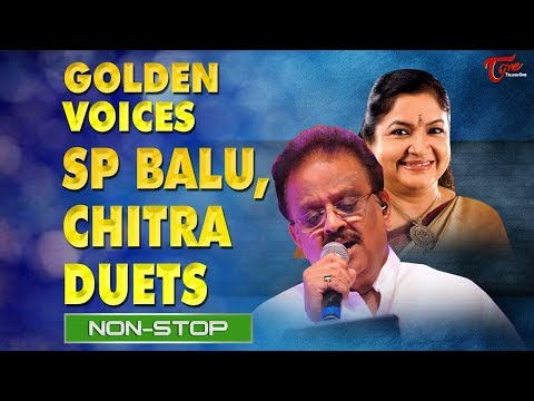 Golden Voices Sp Balu - Chitra Duets Video Songs Juke box