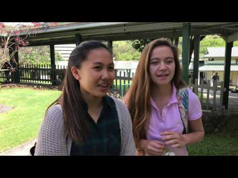 High School - What do you love about Mid-Pacific?