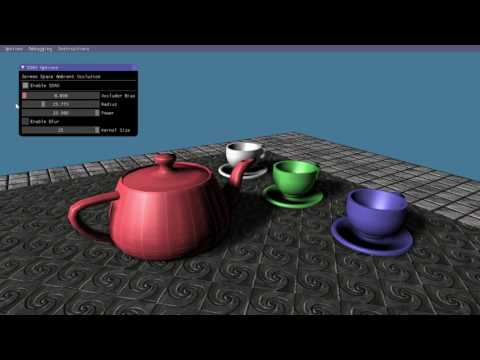 Advanced Graphics and Real-Time Rendering - DirectX11