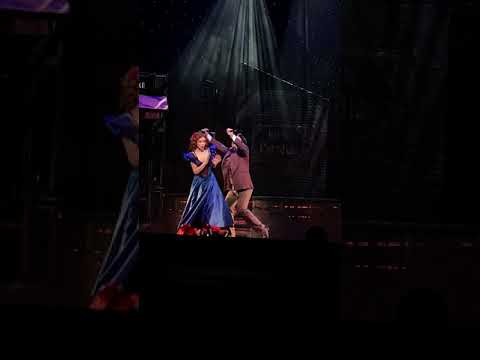 Елена Бахтиярова и Евгений Зайцев- мюзикл «Канкан»