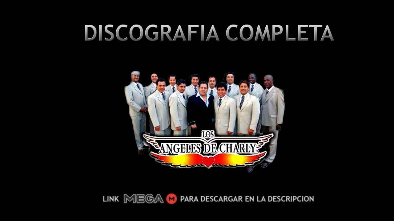 Discografia Completa Los Angeles De Charly 1 Solo Link Mega Youtube