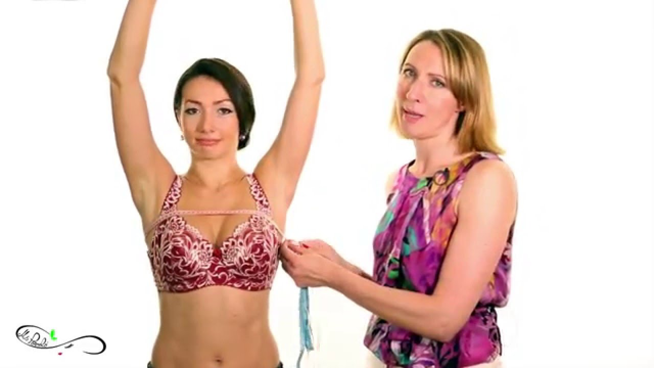 boob measure size