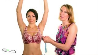 Repeat youtube video How to measure bra size for plus-size chests video #youaredoingitwrong - Ms Pomelo