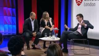 Broadcasting Today: BBC Economics Editor Robert Peston (Series 3)