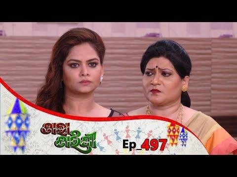 Tara Tarini | Full Ep 497 | 11th June 2019 | Odia Serial – TarangTv