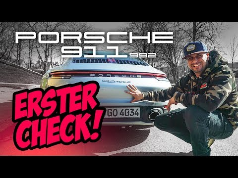 JP Performance - Porsche 911 (992) | Erster Check!