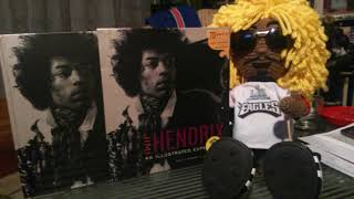 "Tha First Knight Experience Episode 4 ""Both Sides Of The Sky"" Jimi Hendrix LP Review"