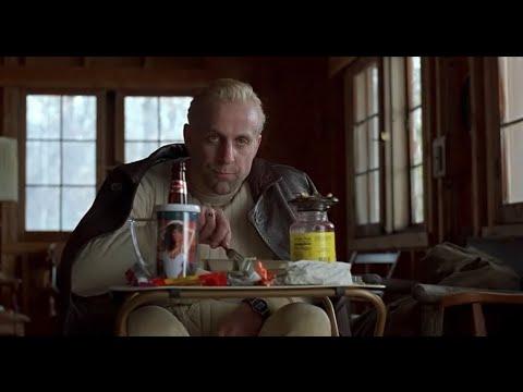 Момент из фильма Фарго (1996). Сцена в доме