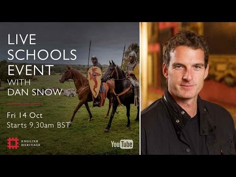 Battle of Hastings 1066 | Live Schools Event With Dan Snow