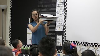 Teaching Procedures, Routines, and Rules During the First Week of School in Second Grade