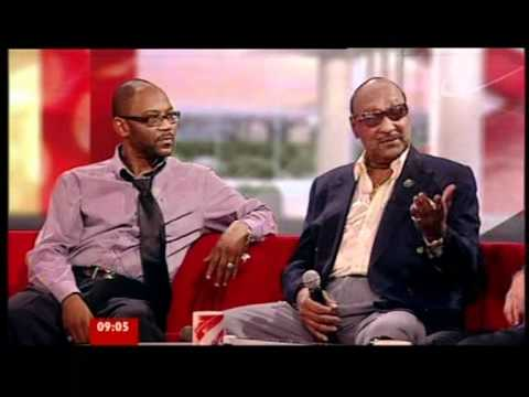 Four Tops and The Temptations - BBC interview (2012)