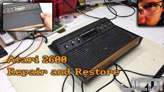 Super Chill - Atari 2600 VCS - Repair and Restore