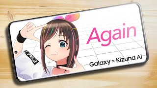 Kizuna AI - Again (Prod. TAKU INOUE) Supported by Galaxy【Official Music Video】