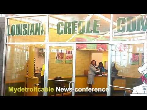 Louisiana Creole Opens Second Restaurant In The Rosa Parks Transit Center