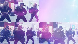 디엠(Diem) ♩EXID 위아래♪ Chocolate 직캠(Fancam, Direct cam) 홍대 Busk…
