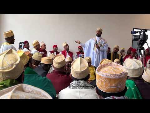 SHEIKH IMAM MOHAMED BAJRAFIL- MADJILISSI YA IVRY SUR SEINE