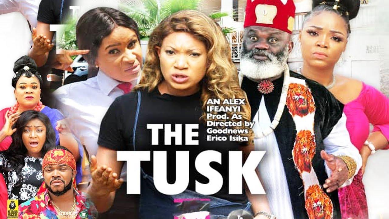 Download THE TUSK SEASON 9 &10 {NEW HIT MOVIE} - 2021 LATEST NIGERIAN NOLLYWOOD MOVIE NEW MOVIE