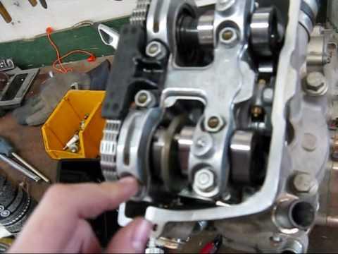 ktm engine rebuild prt 5 - youtube