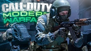 COD MODERN WARFARE W/VEGETTA & WILLY