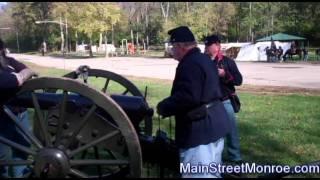 1861 parrot rifle 10 pounder cannon