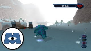Repeat youtube video Let's Play Monsters, Inc. PS2: Part 11 - Himalayas [1/2]