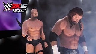 WWE 2K16 Stone Cold Stunner Breakouts & Sneak Attacks!