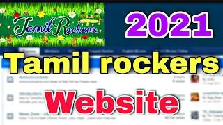 Tamilrockers Alternative Website/App | Tamilrockers new website link 2021 in tamil | Bri Tech Tamil